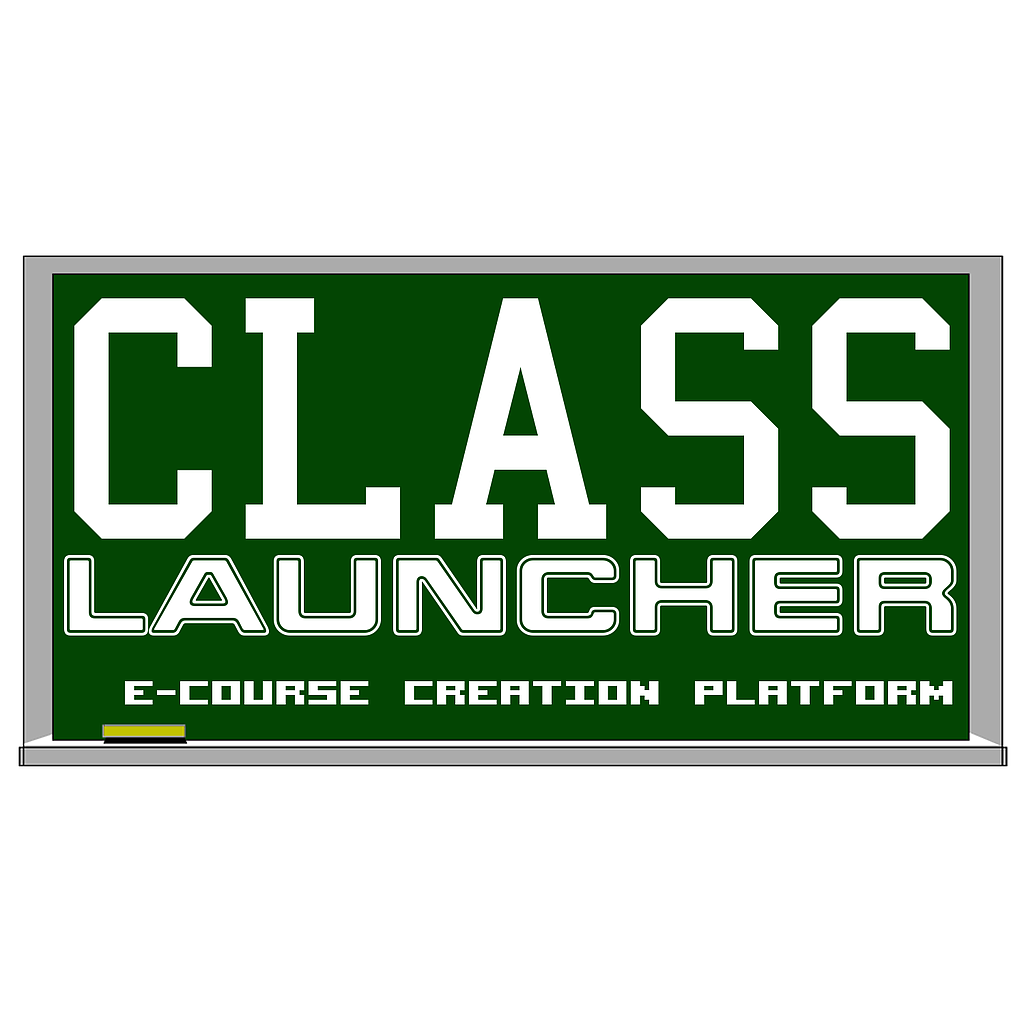 Level 6: CLASS Launcher: DFY E-Course - Sales & Course Videos + Platform + Build + Launch Support (per launch)